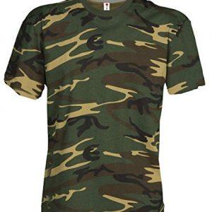 Camisetas Camuflaje